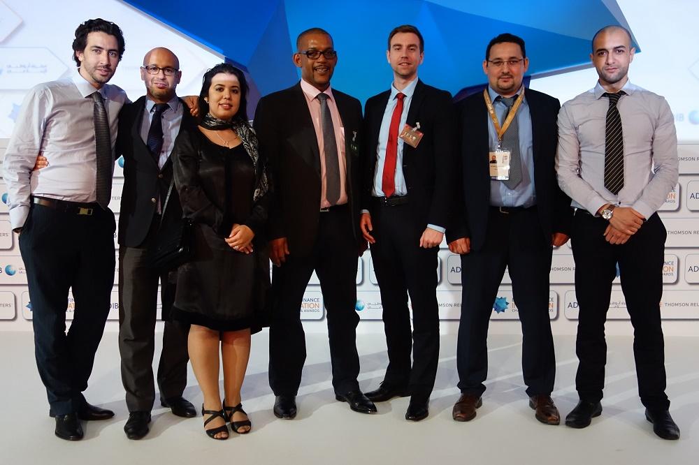 L'IFSO au diner de gala de Thomson Reuters