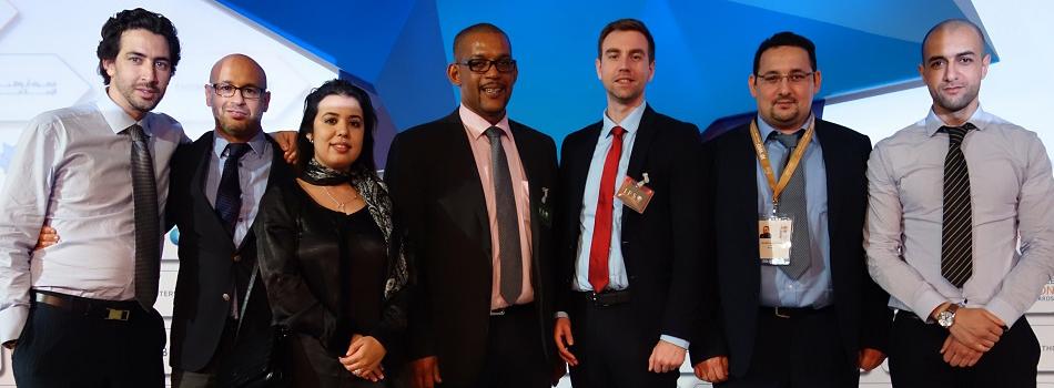 IFSO au 10ème WIEF de Dubaï - Gala Thomson Reuters