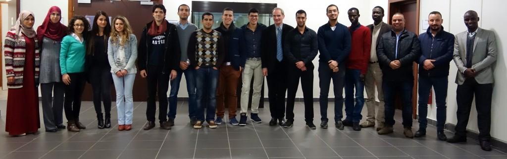 Promotion 2016 Master II Finance Islamique Strasbourg